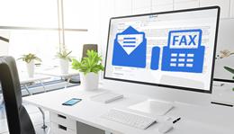 メールとFAXにおける対応/管理を一元化したい